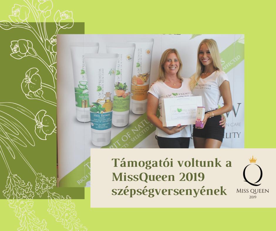 Támogatás Miss Queen